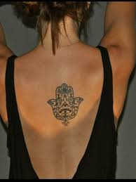20 best hamsa hand tattoo on back images on pinterest free cute
