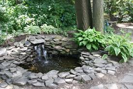 Backyard Waterfalls Ideas Best Pond Waterfall Ideas Decoration U0026 Furniture
