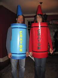 Pencil Halloween Costume Crayon Halloween Costume 6 Steps