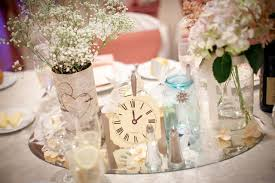 vintage centerpieces vintage wedding centerpieces diy table dinner of vintage wedding