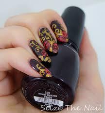 89 best naildesign flower images on pinterest nail art designs