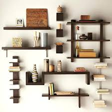 pictures of wall decorating ideas shelves wall decorating ideas room divider shelves kitchen wall