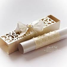 wedding scroll invitations wedding box invitations scroll roll card template swirl cutting