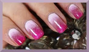 n gel selber designen ombre nails selber machen by katiswelttv i tutorial nägel diy