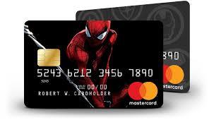 Bank Of America Design Cards Marvel Mastercard Marvel Mastercard Marvel Com