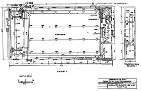 scale floor plan professional carpentry