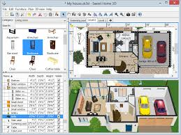 3d Home Design Software With Material List Sweet Home 3d Wikipedia
