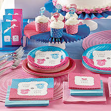gender reveal party decorations gender reveal party supplies decorations party delights