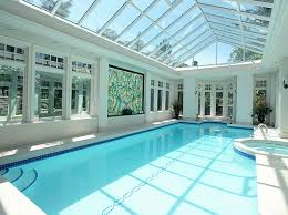enclosed pool 50 indoor swimming pool ideas taking a dip in style