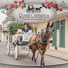 Map Of Celebrity Homes In New Orleans by French Quarter Carriage Ride News Royal Carriages Sightseeing