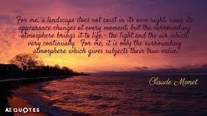 top 25 quotes by claude monet of 161 a z quotes