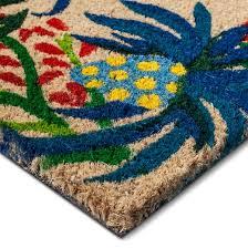 Hawaiian Doormats Aloha Floral Doormat 1 U00276