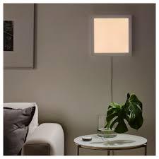 led light wall panels wall panel lighting ikea floalt led light panel w wireless control