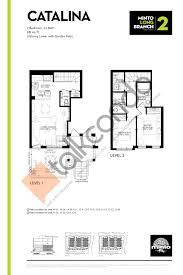 Minto Homes Floor Plans Minto Longbranch 2 Talkcondo