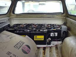 Ford Ranger Work Truck - 40 mile range u0027r 1987 ford ranger ev