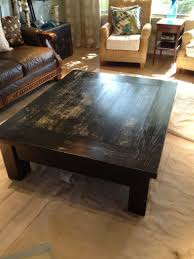 coffee table silvery e2809cjewelse2809d coffee table house of