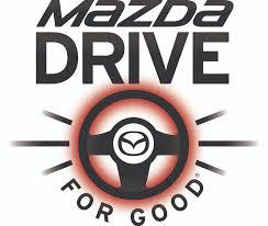 mazda logo mazda drive for good logo the news wheel