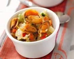 comment cuisiner des moules congel馥s recette moules apéritives sauce aigre douce