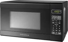 black friday microwave oven insignia 0 7 cu ft compact microwave black ns 7cm6 bk best buy