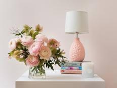 pantone color of the year honeysuckle pink hgtv