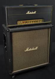 Marshall 1x12 Extension Cabinet Amplifiers