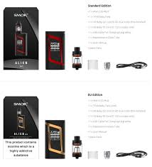alien smok innovation keeps changing the vaping experience