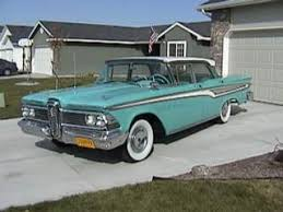 free edsel motors classified ads