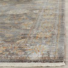 Light Brown Area Rugs Rug Vtp469l Vintage Persian Area Rugs By Safavieh