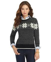 snowflake sweater wool snowflake sweater brothers