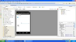 android sharedpreferences exle android shared preferences android programming by wideskills