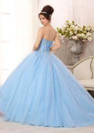 tulle skirt with sweep train quinceanera dress style 88088 morilee