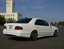 mercedes w210 diy install remove side skirts on any year w210 mbworld org forums