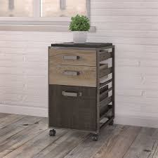 Mobile File Cabinet 3 Drawer Mobile File Cabinet