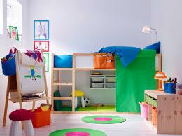 banc chambre enfant lit enfant ikaa stuva banc avec galerie et chambre garçon ikea des
