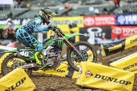 motocross action subscription motocross action magazine top qualifiers 250 oakland supercross