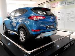 subaru malaysia 2016 motoring malaysia all new hyundai tucson on display at paradigm mall