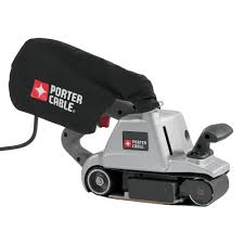 porter cable 8 amp 3 in x 21 in belt sander 352vs the home depot