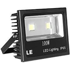 Brightest Outdoor Flood Light Le 100w Bright Outdoor Led Flood Lights 250w Hps Bulb
