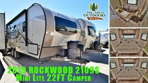 Colorado How To Travel Light images 2019 forest river rockwood 2109s light weight camper rv travel jpg