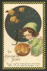 vintage halloween artwork 17 best images about vintage cards on pinterest happy halloween