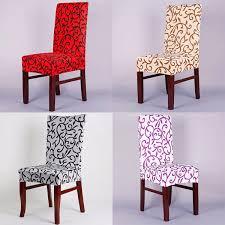 favorable elegant spandex elastic stretch chair seat cover