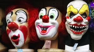 coulrophobics beware america u0027s creepy clown problem continues