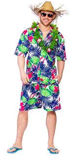 hawaiian costumes mega fancy dress