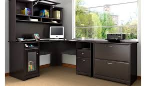 desk l shaped desk with filing cabinet marvelous office desk with