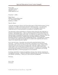 Cover Letter For Any Position Faculty Position Cover Letter