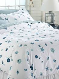 Seashell Queen Comforter Set Beach Bedding Collections Slip Away To The Soothing Shoreline