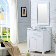 Bathroom Vanities 30 Inch by Water Creation Madison 30wb 30