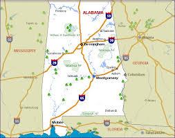 Alabama national parks images Alabama national parks map missouri map jpg