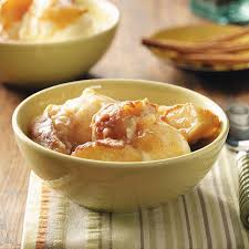 glazed cinnamon apples recipe taste of home
