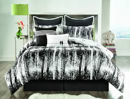 White Comforters Black And White Bedding U2013 Ease Bedding With Style